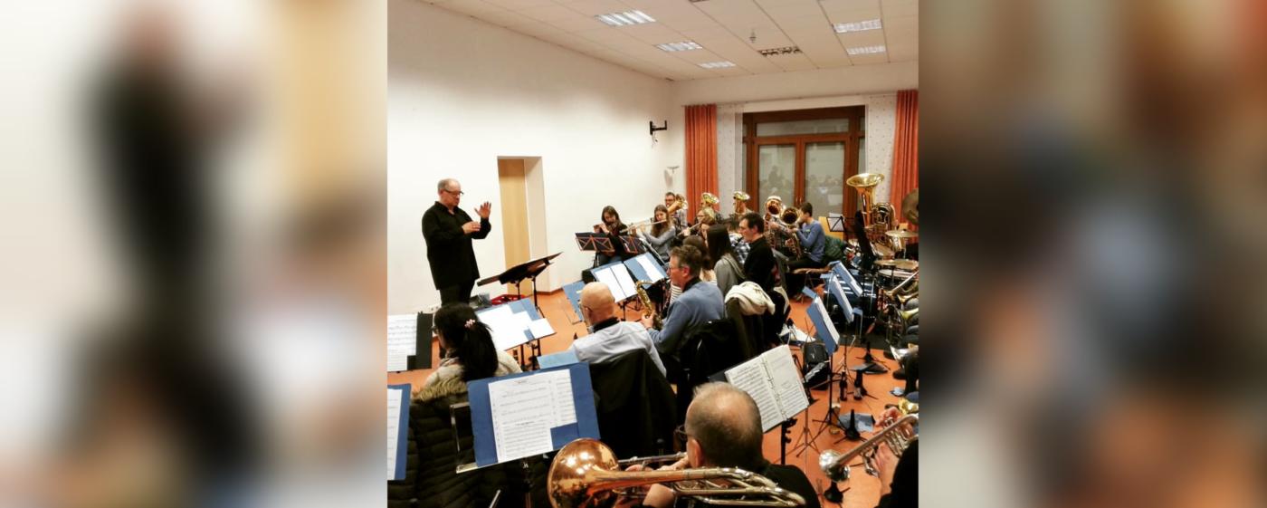 Manfred Häberlein, unser neuer Dirigent